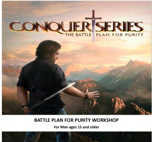 Conqueror Poster 2015 SIgn Up